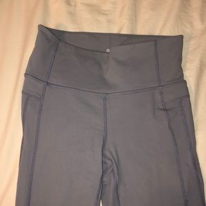 Grey athleta leggings